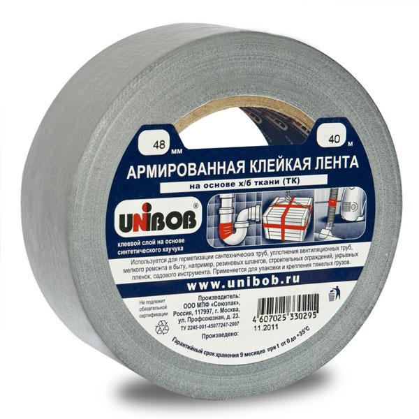 Армированные клейкие ленты на основе ткани