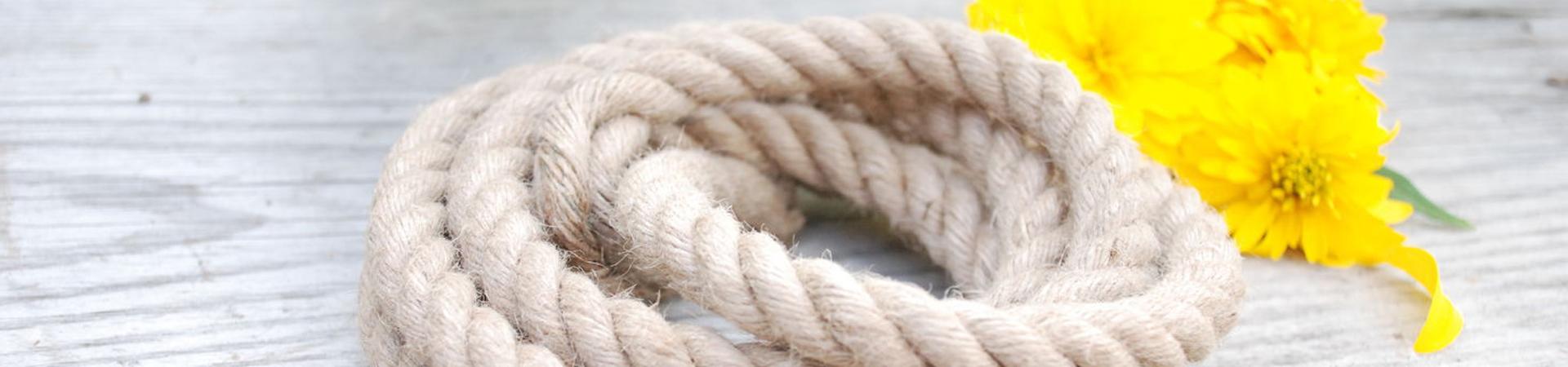 Купить веревки и шпагаты