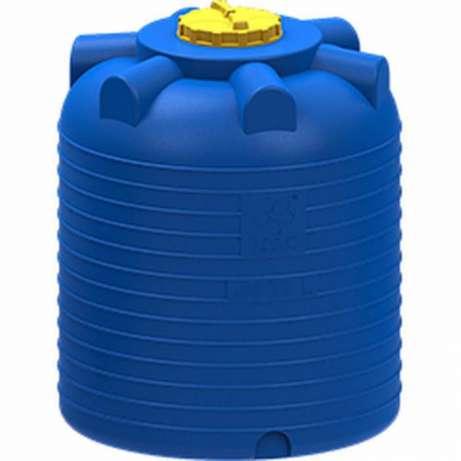 Емкость цилиндрическая вертикальная (1000 литров)