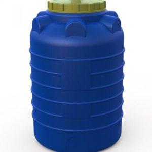 Емкость цилиндрическая вертикальная (300 литров)