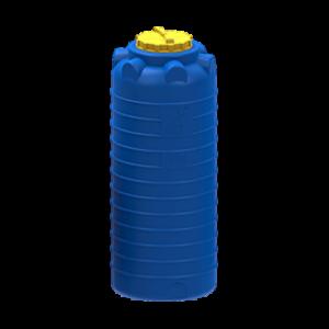 Емкость цилиндрическая вертикальная (750 литров)