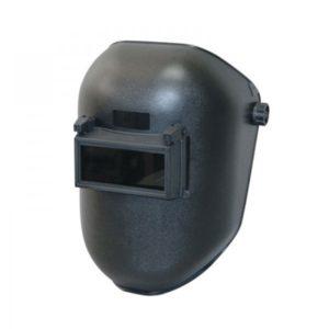 Маска сварщика пластик стекло 110х90 мм