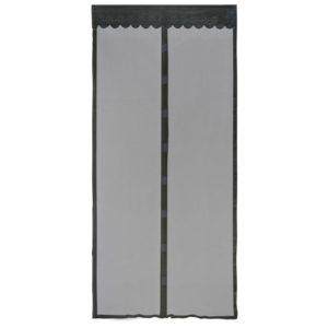 Сетка москитная для дверного према 0,95 х 2 м черная